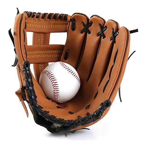 OFFLOAT Baseball Handschuhe, Baseball Trainingshandschuhe (Outfielder Handschuhe, 12.5\'\')