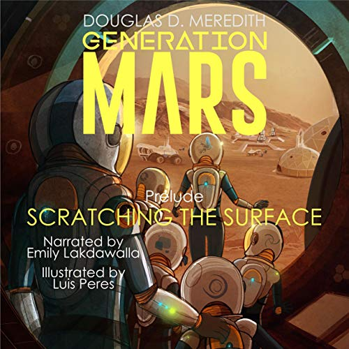 Scratching the Surface Audiobook By Douglas D. Meredith cover art
