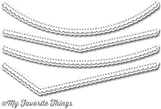 Stitched Scallop Basic Edges Die-namics