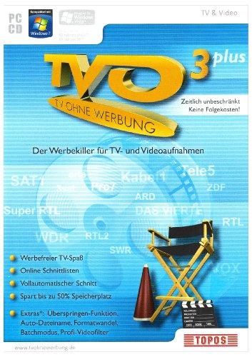 Preisvergleich Produktbild TVO - TV ohne Werbung 3 Plus