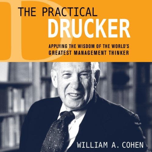 The Practical Drucker audiobook cover art