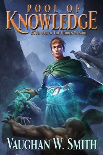 Pool of Knowledge (The Hidden Wizard Book 1) (English Edition)