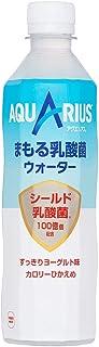 アクエリアス まもる乳酸菌ウォーター 410mlPET ×24本