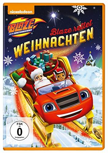 Blaze und die Monstermaschinen - Blaze rettet Weihnachten