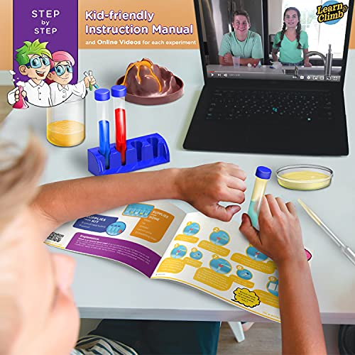 Learn & Climb Science Kit for Kids