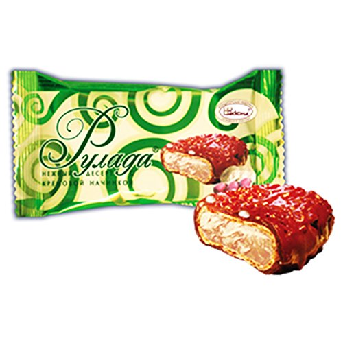 Pralinen Rulada Erdnüsse & Cremefüllung Dessert 2kg
