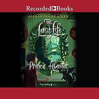 Prosper Redding: The Last Life of Prince Alastor audiobook cover art
