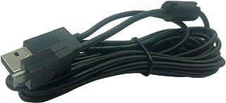 Cable micro cargador de 9 pies para mando Xbox One con indicador de luz LED.