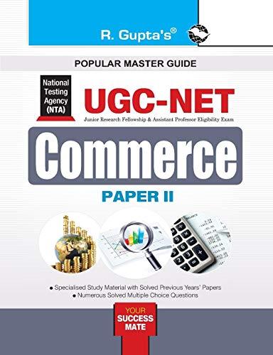 NTA-UGC-NET: Commerce (Paper II) Exam Guide