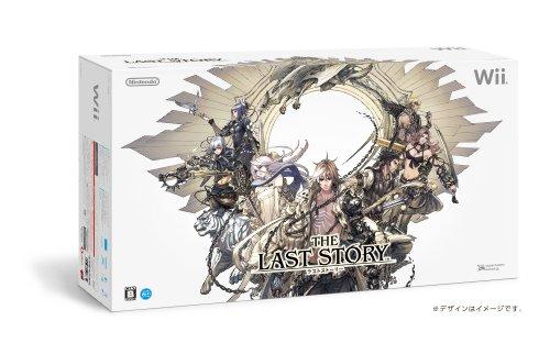 Wii本体 ラストストーリー スペシャルパック (Wii本体、クラシックコントローラーPRO、Wiiソフト「ラストストーリー」同梱) 【メーカー生産終了】