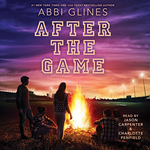After the Game audiobook cover art