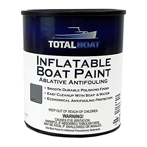 TotalBoat-430783 Inflatable Boat Bottom Paint (1 Quart)