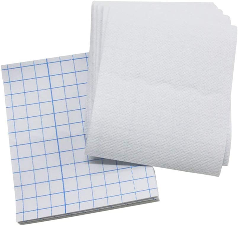 Exceart 100PCS 15x15cm Breathable Tape Bandag Adhesive Max 86% OFF Non-Woven Indianapolis Mall