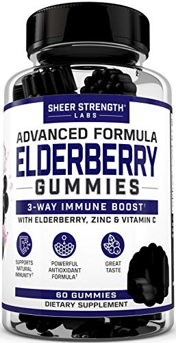 Sheer Strength Sambucus Elderberry …