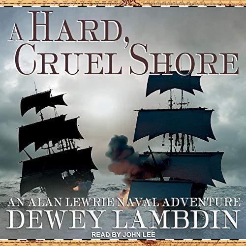 Page de couverture de A Hard, Cruel Shore