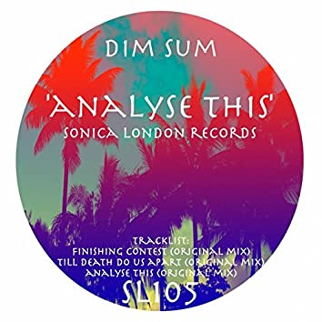 Analyse This EP