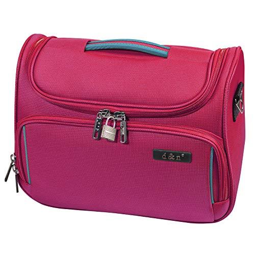 D&N Travel Line 7904 Vanity, 33 cm, 14 liters, Rose (Pink)