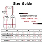 Fashion Shopping icyzone Workout Tank Tops for Women – Running Muscle Tank Sport Exercise Gym