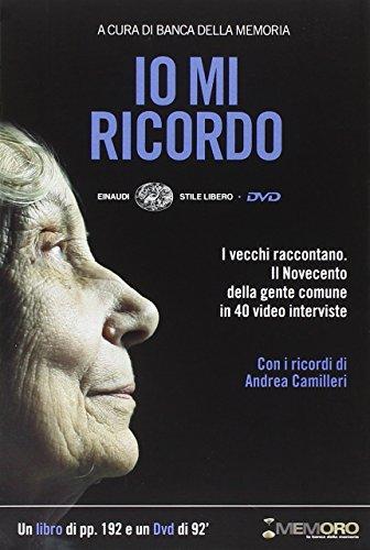 Io Mi Ricordo. Libro + DVD