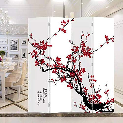 Fine Asianliving El biombo Biombo Decorativo Separador Biombos de Dorm