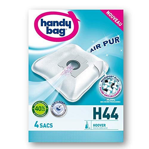 Melitta H44 H44-Hoover-Staubsaugerbeutel + 1 Luftfilter zum Zuschneiden