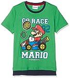 SUPER MARIO BROS Jungen 5853 T-Shirt  Grün  104