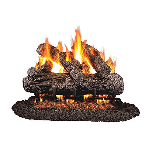 Chimenea Insert marca Peterson Real Fyre