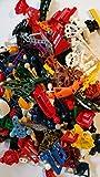 MOC Fodder Alexander James Bulk Vintage Lego Bionicle Parts - 1 Pound