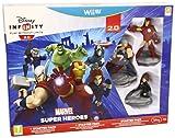 Disney Infinity 2.0 Marvel Superheroes Starter Pack (Nintendo Wii U) [Edizione: Regno Unito]