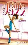 Billie Jazz, tome 1 : Les auditions par Guilbault
