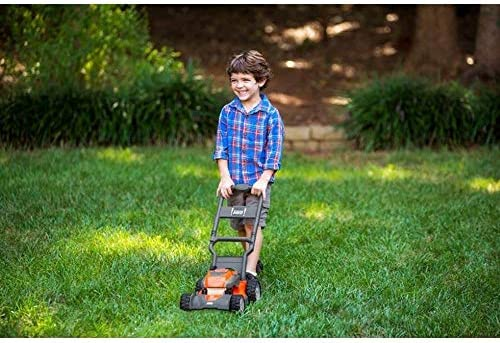 Husqvarna Toy Battery Powered Leaf Blower Lawn Mower Lawn Trimmer and Chainsaw product image