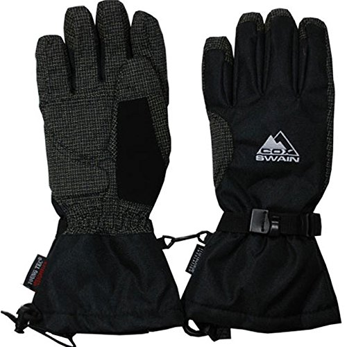 Cox Swain Men Finger Handschuhe Grip Thinsulate Youngtec, Size: L (9-9,5)