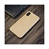 Best Wallet Cases For IPhone SEs - Workings Vintage for iPhone 7 Case Wood Natural Review