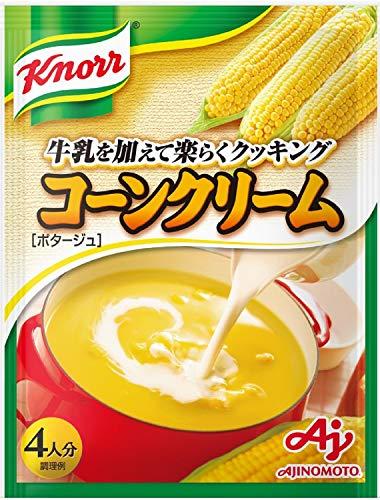 味の素 クノールスープ コーンクリーム(4人分) 5個