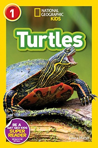 National Geographic Readers: Turtles by Laura Marsh (2016-01-12)