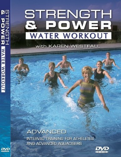 The Strength and Power Water Workout Water Aerobics DVD with Karen Westfall [DVD] …