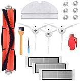 Accessory Kit for Xiaomi Mi Robot Roborock E35 E25 E20 S50 S6 S51 Xiaomi Mijia Robotic Vacuum Cleaner Replacement Parts