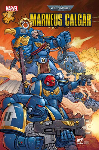 Warhammer 40,000: Marneus Calgar (2020-) #1 (of 5) (English Edition)