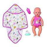 Baby Born 827345 Erstes Baden Baby 30 cm, Mehrfarbig