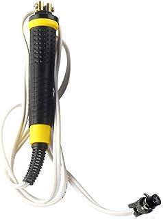 JIAN YA NA 25W-50W Bolígrafo Pyrography Ligero Antideslizante Pluma de repuesto resistente al calor