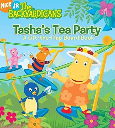 Tashas Tea Party: A Lift-The-Flap Board Book (Backyardigans) by Nancy Parent (Adapter), David Cutting (Illustrator) � Visit Amazons David Cutting Page search results for this author David Cutting (Illustrator) (6-Jun-2006) Board book