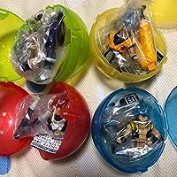 ドラゴンボール超 フィギュアシリーズ ブロリー ゴジータ ベジータ 悟空 4点セット