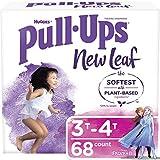 Pull-Ups New Leaf Girls' Training Pants, 3T-4T, 68 Ct