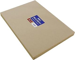 【 超厚口 】A3 上質紙 180㎏ 横目(Y目)100枚 日本製紙 NPI上質