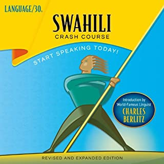 Swahili Crash Course Titelbild