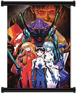 Wall Scrolls Neon Genesis Evangelion Anime Fabric Poster (16