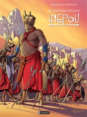 Le dixième peuple T3: Inepou