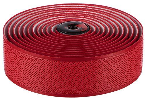 Lizard Skins DSP Bartape 3.2 mm Unisex Adult Handlebar Tape Crimson Red, One Size