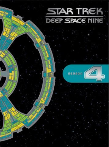 Star Trek Deep Space Nine - The Complete Fourth Season by Paramount