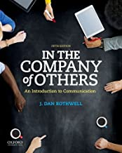 Best in the company of others an introduction to communication Reviews